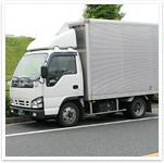 2トン車箱(アルミバン) トラック,2トンショート